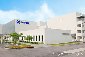 NIPRO PHARMA VIETNAM CO.,LTD